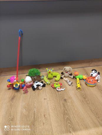 Zabawki zestaw mix zabawek dla dzieci