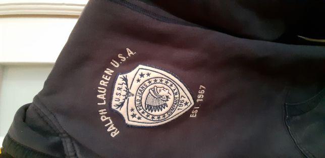 Ralph Lauren Polo XL/L bluzka bluza z kapturem polar 100% Oryginał