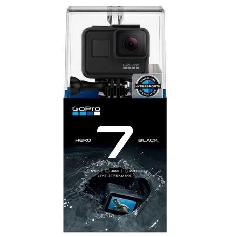 Kamera sportowa GoPro HERO 7 Black Oficjalny Sklep Go Pro HERO7