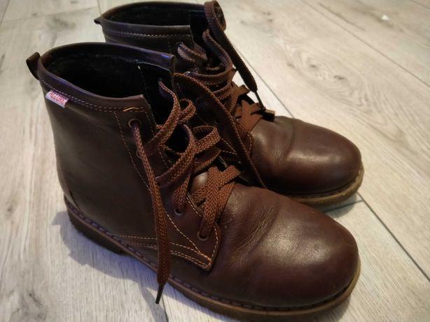 Детские кожаные ботинки Allure