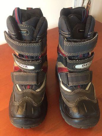 Ботинки, сапоги термо Geox