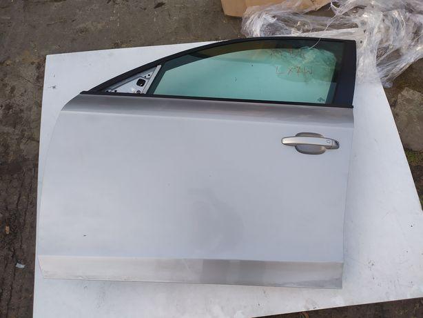 Drzwi kierowcy Audi A4 B8 igła w kolor