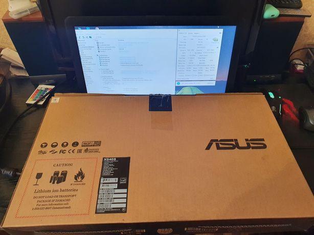 Ноутбук. Компьютер. Asus. 4 ядра. 4 Ram. 120 ssd. 1tb HDD