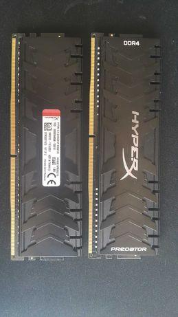 Pamięć Ram HyperX Predator DDR4 16 GB (2x8GB) 3333MHz CL16