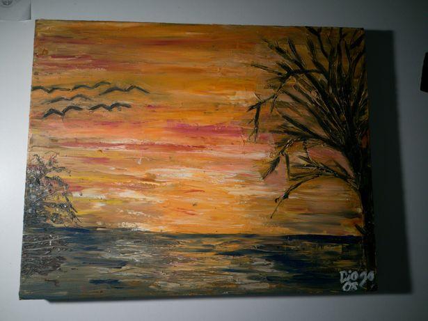 Pintura Quadro a óleo