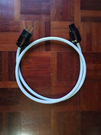 Cabos Alimentação AC 1,5m Supra Lorad para Hi-Fi/PC