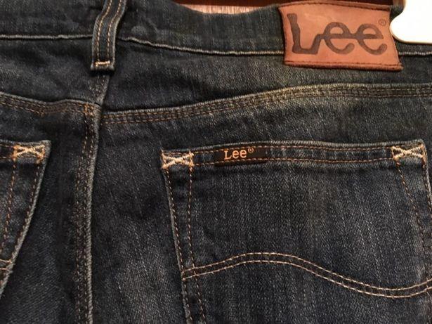 Spodnie jeansowe damskie LEE