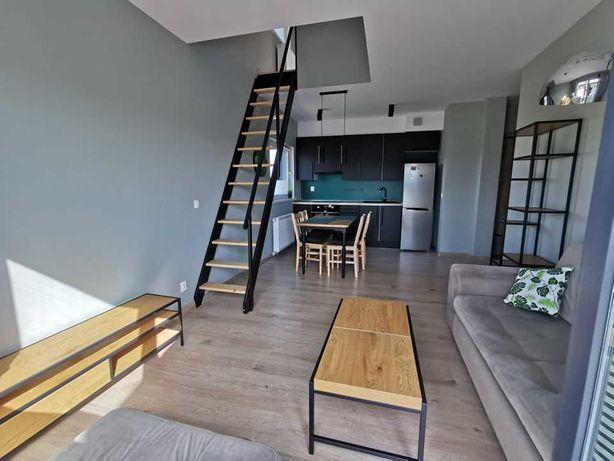 Mieszkanie dwupoziomowe na wynajem od zaraz, 43m2 Warszewo/Żelechowa