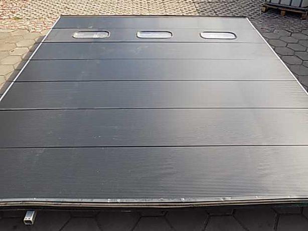 Brama garażowa ,segmentowa  380x432cm