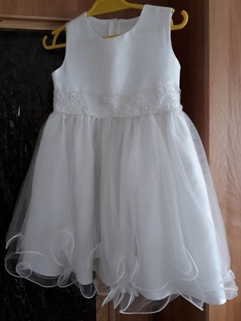 Sukienka elegancka na 2 lata