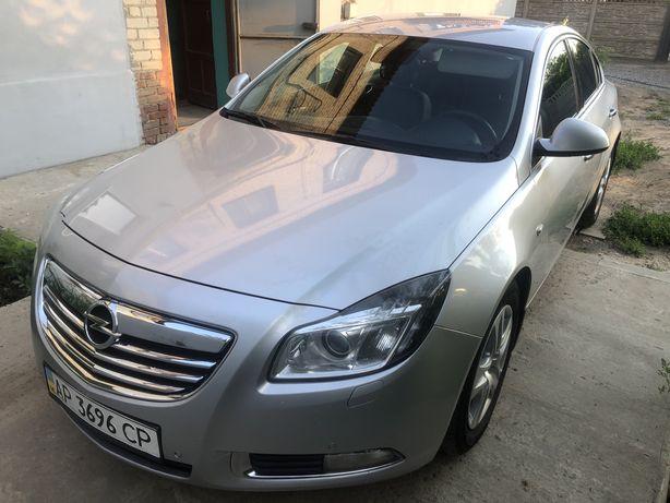 Opel Insignia 2.0 turbo AT 2012