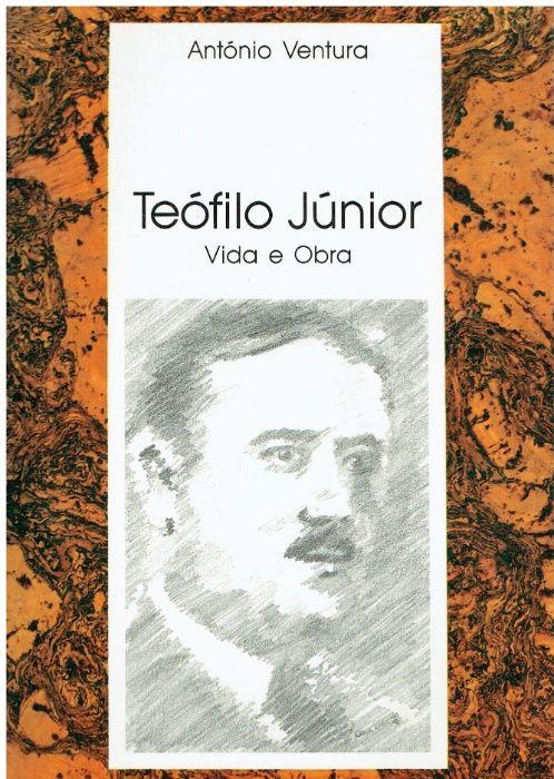 10623 Teófilo Júnior Vida e Obra de António Ventura Cidade Da Maia - imagem 1