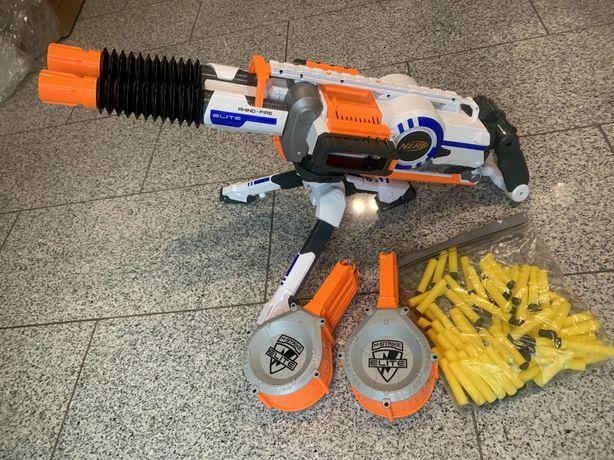 OKAZJA! Jak nowa wyrzutnia Nerf N-Strike Elite Rhino Fire 34276