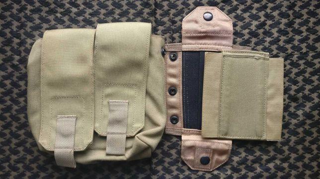 Eagle Industries SFLCS 200rnd SAW pouch MJK Khaki