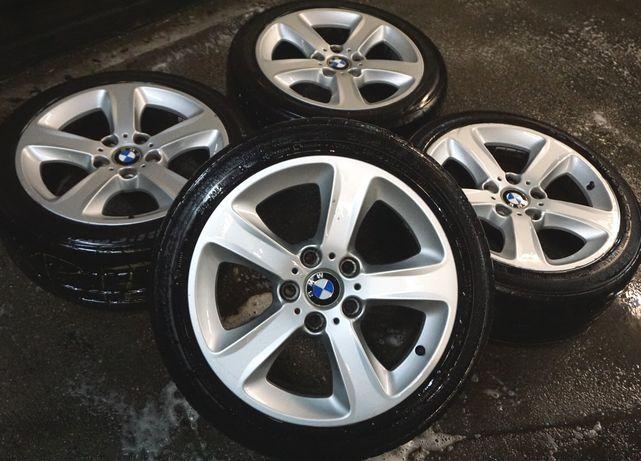 "8J17"" is47 5x120 Oem BMW E46 E36 e81 E90 Mini Vw T5/T6 Insignia bbs oz"