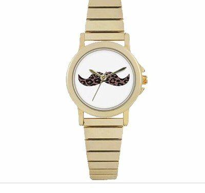 Стильные женские часы Portobello Road Moustache APR4001 , усачи