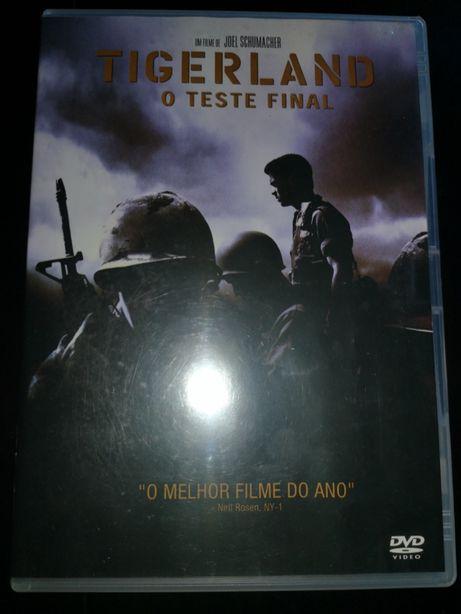 Vendo Filme TigerLand em DVD