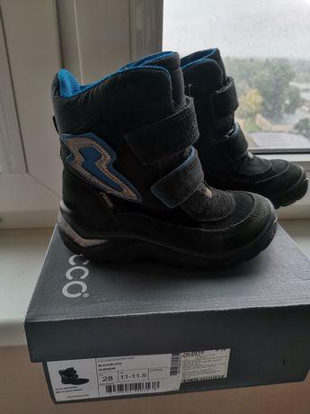 Ботинки Ecco Snowride