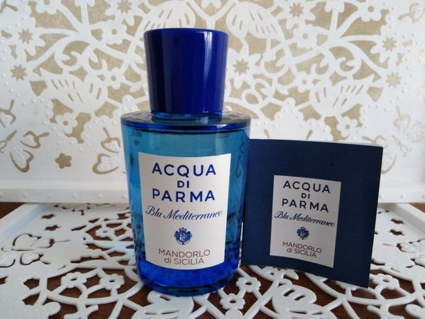 Нишевый парфюм Acqua Di Parma Blu Mediterraneo Mandorlo Di Sicilia.