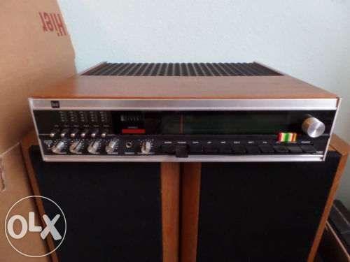 Receiver Quadrifónico Dual CL 60