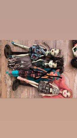 Куклы мостер хай, много выбора