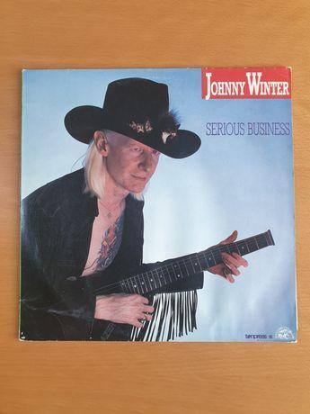 Johny Winter - Serious Business LP.