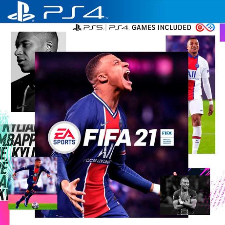 FIFA 21 PS4 PS5 PES 2021 NBA 2k22 Project CARS 3 SnowRunner Truck