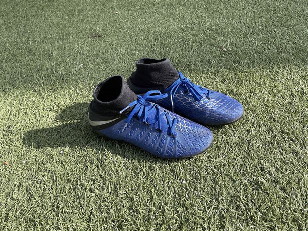 Chuteiras Nike Hypervenon Flyknit Tam.38