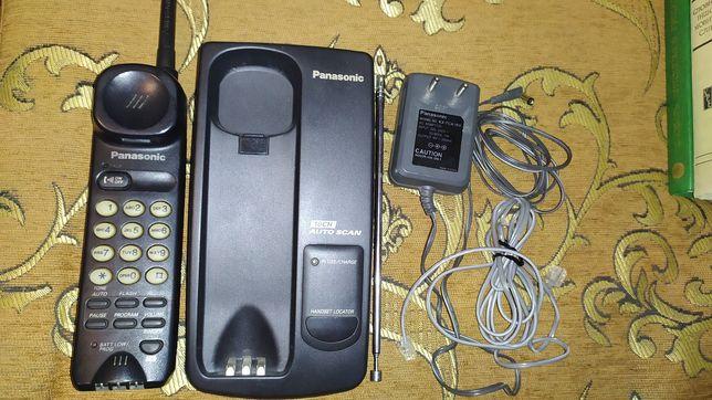 Телефон Panasonic с антенной