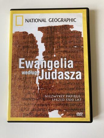 Ewangelia według Judasza - dvd national geographic