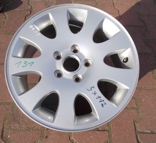 felga aluminiowa 7x16 5x112 et45 AUDI A6 4B0 (131)