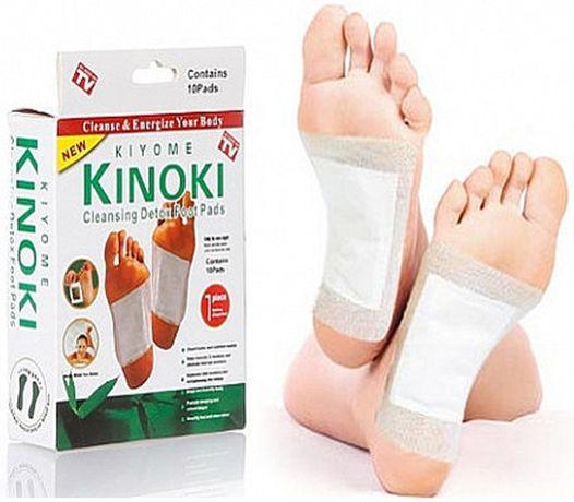 Detox Pés - Kinoki (portes incluídos)