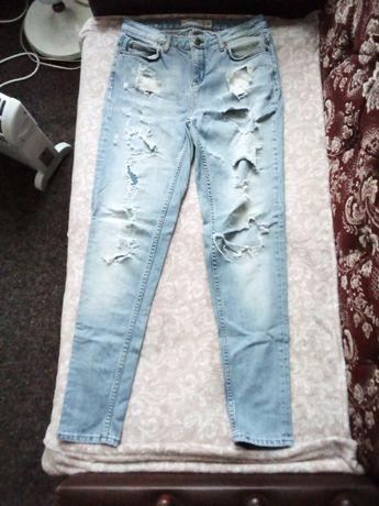 Spodnie damskie Denim