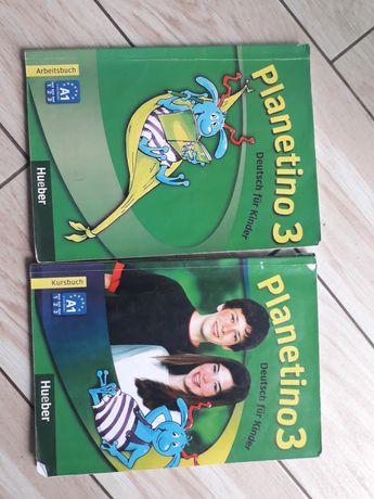 Planetino 3 книга и тетрадь