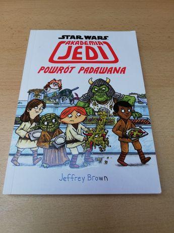 Książka Star Wars Powrót Padawana