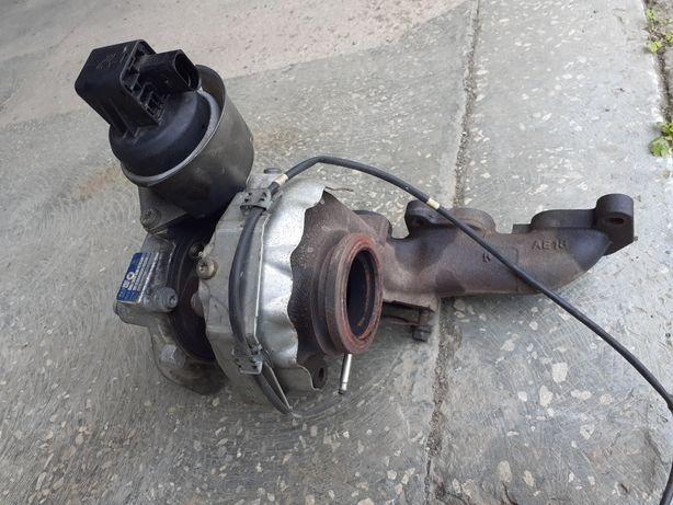 Продам турбину фабія 1,6 tdi oktavia wag
