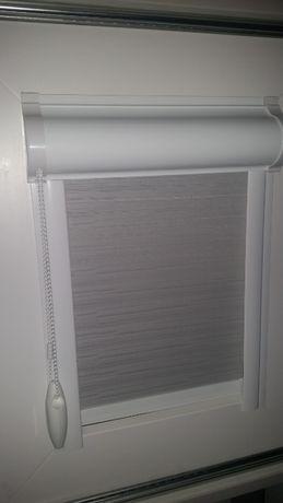 Жалюзи Рулонные шторы день ночь плиссе ролеты
