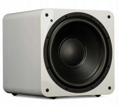 Subwoofer SVS SB 1000 High Gloss White, Nowy, od ręki