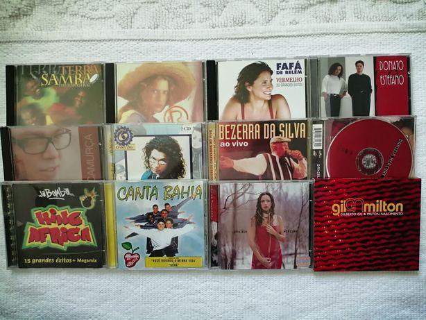 CDs Música Brasileira e Latina