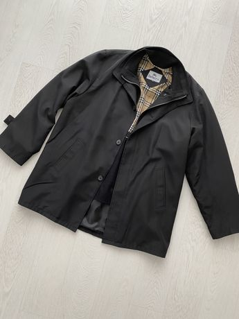 Burberrys elegancka kurtka- plaszcz