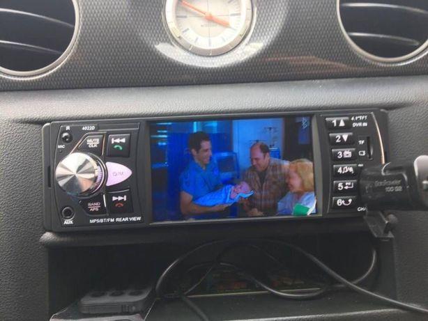 Auto-Rádio Mp5 1Din Universal da para todos os carros NOVO