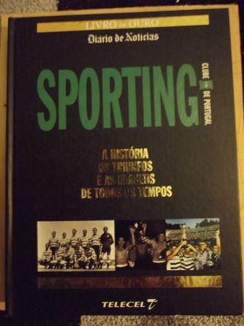 Livro de ouro do sporting