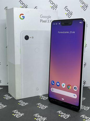 Google Pixel 3 XL Clearly White • Stan BDB+ • Sklep Fonik.eu
