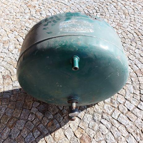 Zbiornik ciśnieniowy ocynkowany