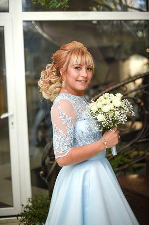 Продам вечірне можливо і весільне плаття