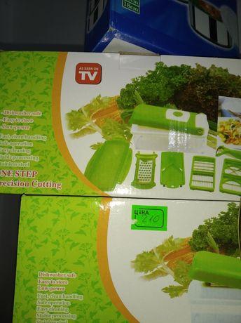 Багатофункціональна овочерізка