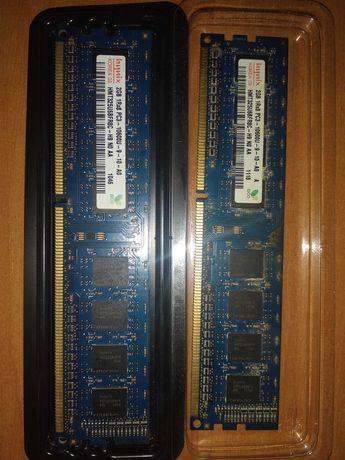 Пара оперативной памяти Hynix DDR3 4Gb (2Gb+2Gb)
