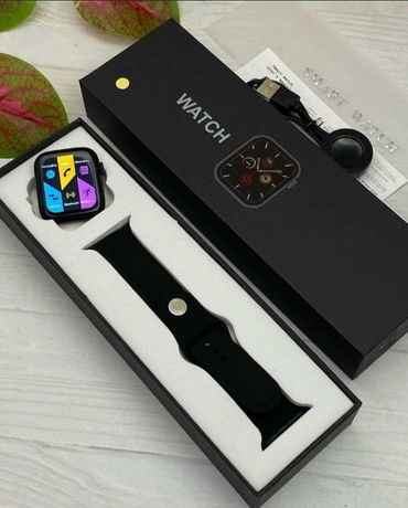 Smart Watch 6 Series. Лучшие смарт часы. GPS. (M16/26/HW22)