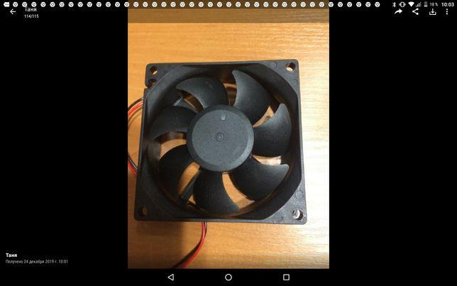Вентилятор: KD2408PTB1-6A.