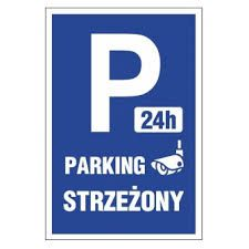 Parking Strzeżony 24h Michałkowice